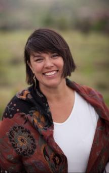 Lakewood, CO. - May 7 2018: Sarah Claus